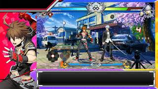 Check out what the newly announced Naoto Kurogane, representing Bla...