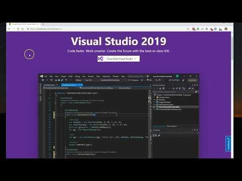 Installing Visual Studio 19 Community Edition to work with Ninjatrader 8.0