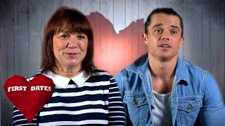 Mum and Son Go On Date Together! | First Dates