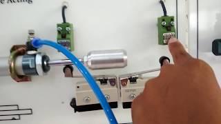 Gambar cover Elektrik Pneumatic Dengan Sensor Limit Switch
