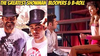 Gambar cover The Greatest Show Man Bloopers, B-Roll & Behind the Scenes - Hugh Jackman 2017