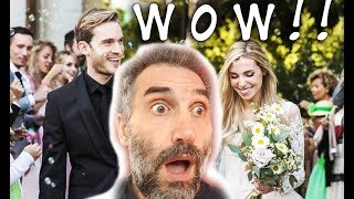 Marzia & Felix - Wedding reaction