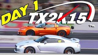 TX2K15 - Day 1 Coverage!