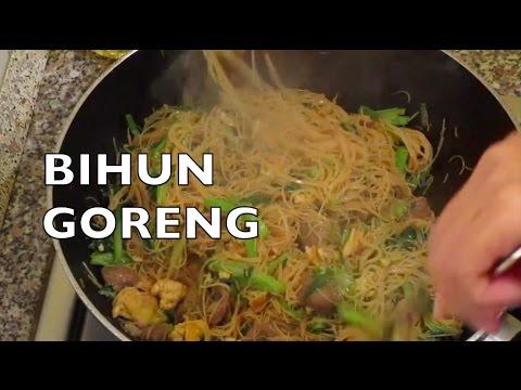 Cara Membuat Bihun Goreng - How To Make Indonesian Style Fried Rice Vermicelli II Cook Like Kayka