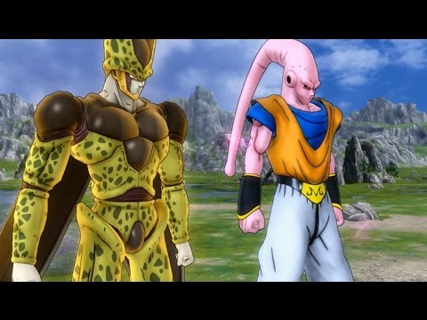 Dragonball Z Ultimate Tenkaichi - Modded Story Mode (Saiyan