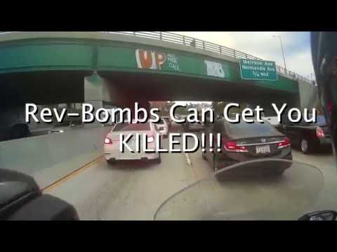Rev-Bombs Can Get You KILLED! ~ A Safe Motorcycling Chat
