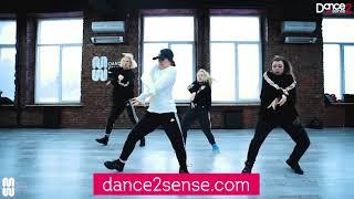 Yo Gotti - Juice - hip-hop dance choreography by Kathleen Dizon - Dance2sense