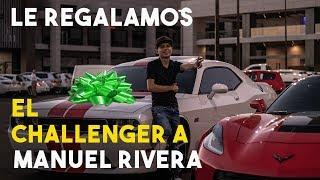 LE DAMOS EL CHALLENGER A MANUEL RIVERA 11    ALFREDO VALENZUELA