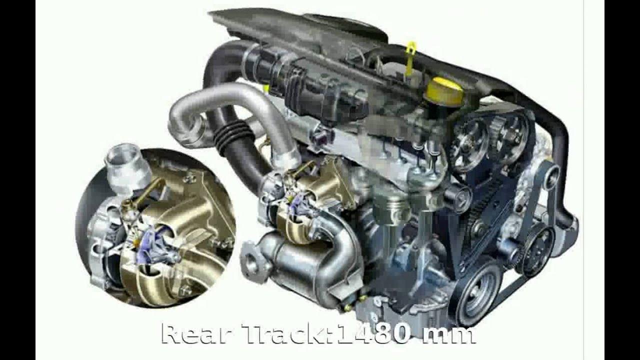 2005 Renault Laguna II Sport Tourer 22 dCi Info and Features  YouTube
