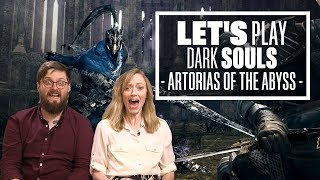 Let's Play Dark Souls Episode 22: THEY DON'T CARE 'CUS THEY'RE SPIDER LADS