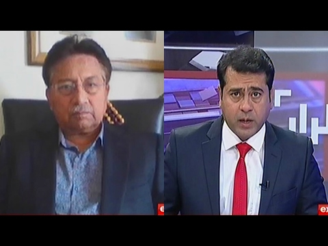 Takrar 14 February 2017 | Pervez Musharraf - Express News