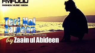 Video Zaain Ul Abideen DUA Teri Hai Zameen - FMFOLIO.wmv download MP3, 3GP, MP4, WEBM, AVI, FLV Oktober 2018