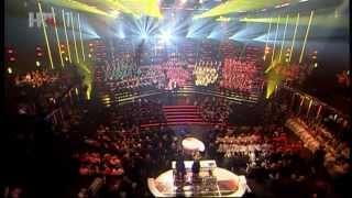 DPZ 2013 (finale) - U boj, u boj (zajednički nastup) 27/04/2013