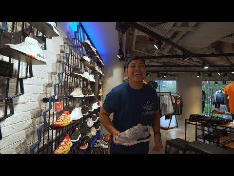 Dạo Một Vòng Trong Cửa Hàng Adidas Originals Thú Vị Nhất Sài Gòn. Tham Gia Ra Mắt Adidas Nite Jogger