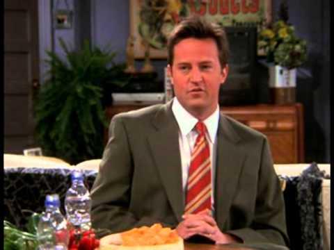Chandler's Job Interview (Friends)