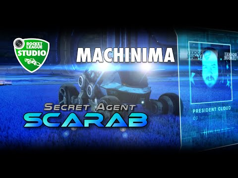 Rocket League | Secret Agent Scarab (Machinima)