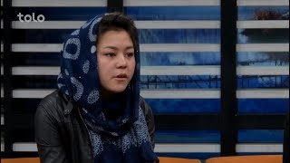 بامداد خوش - جوانان - صحبت با مدینه جان و زحل جان در مورد نمایشگاه صنایع دستی زنان افغان