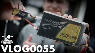 huge battery for a huge quad   vlog0055
