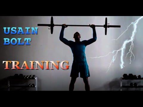 Usain Bolt - Training Like a Champion