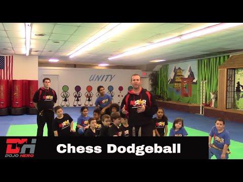 Chess Dodge ball HD