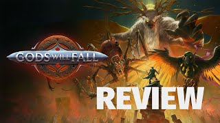 Gods Will Fall Review - Eight Against The World (Video Game Video Review)