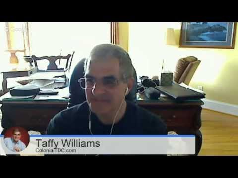 Startup Blog Insights with Taffy Williams - How to Make Ideas Into Businesses