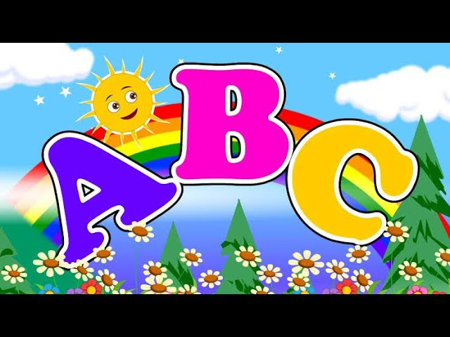 Trace ABC and learn phonetics for kids | ABC Trace for kids videos | Learn ABC