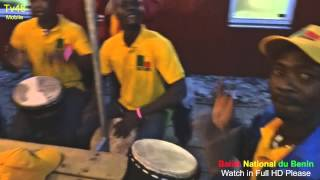 Original  WINTI JUNGLE KAUWNA by Ballet National Du Benin - Live at Roakeldais WARFFUM -  2014