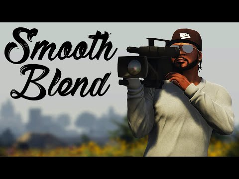 GTA V: Advanced Camera Movement With Smooth Blend [TUTORIAL | Rockstar Editor]