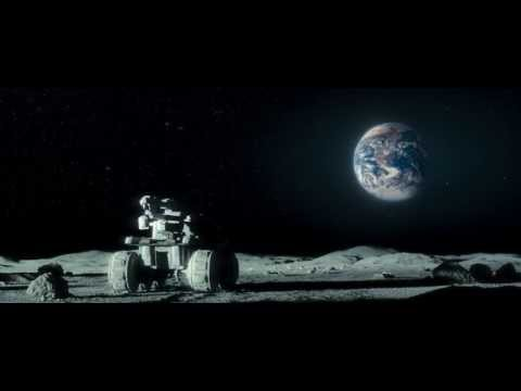 Moon (2009) best scene - clint Mansell - Memories (Someone We'll never know)