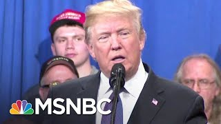 Donald Trump Lawyers Worry He'd Perjure Himself In Russia Probe | The Last Word | MSNBC