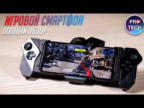 Обзор ASUS ROG Phone 2: о достоинствах и недостатках игровых смартфонов