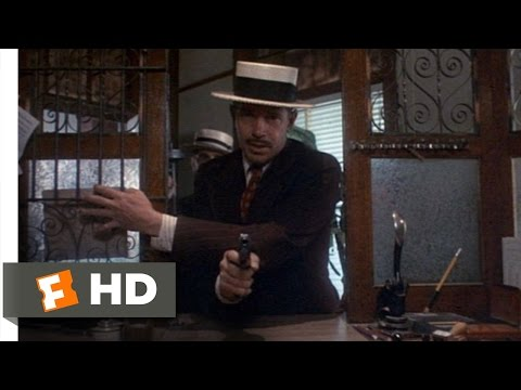 Dillinger (1/12) Movie CLIP - This is a Robbery! (1973) HD