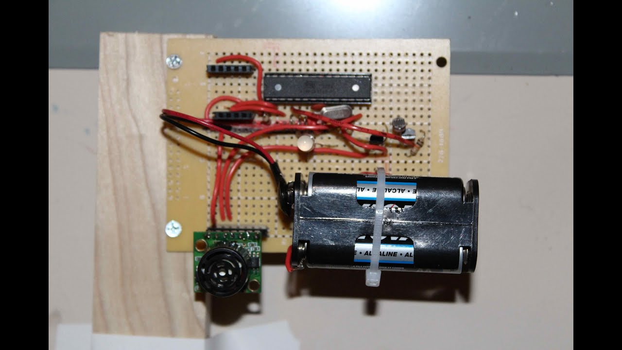 Ultrasonic Range Finder Circuit Image Search Results