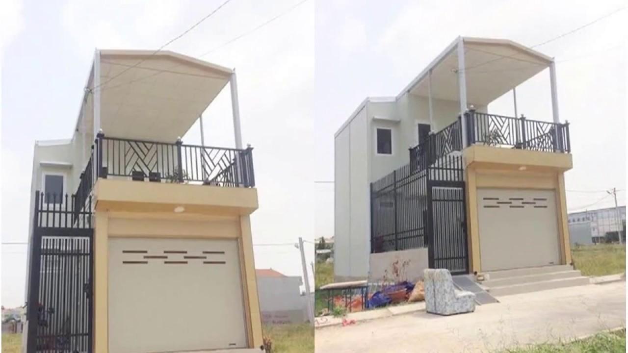 Nhà lắp ghép 2 tầng – Nhà ở dân dụng LH 097 888 79 86