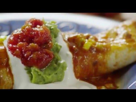 Mexican Recipes – How to Make Wet Burritos