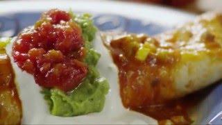 Mexican Recipes - How to Make Wet Burritos