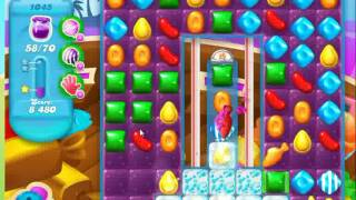 Candy Crush Soda Saga Level 1045 No Boosters