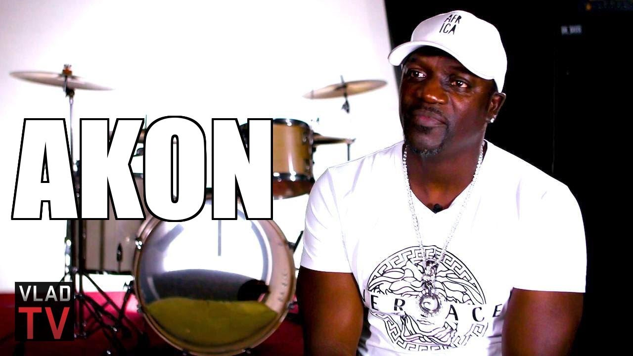 Akon on Moving from Africa to St Louis: Ghetto-est Place I've Seen, Police Went on Strike (Part