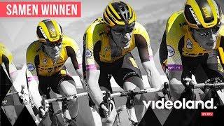 Documentaire Samen Winnen (over Jumbo Visma) nu op Videoland