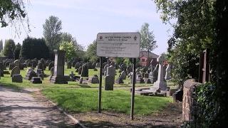 The graves of Stuart Sutcliffe, Eleanor Rigby, Julia Lennon.