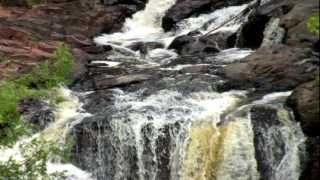 Copper Falls State Park Campgrounds - Mellen, Wisconsin