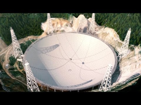 Chinese scientists advancing world's largest radio telescope