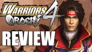 Warriors Orochi 4 Review - The Final Verdict