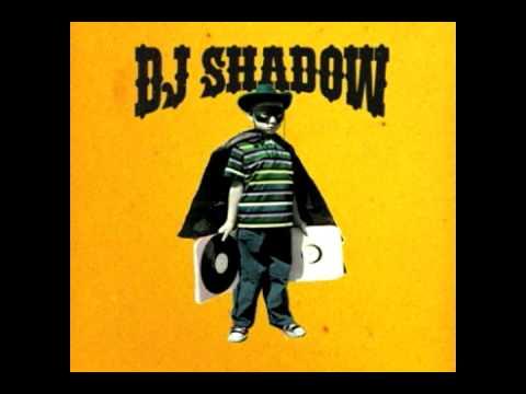 DJ shadow   Organ Donor