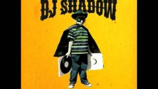 DJ shadow   Organ Donor thumbnail