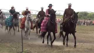 Mazur - kadryl konny