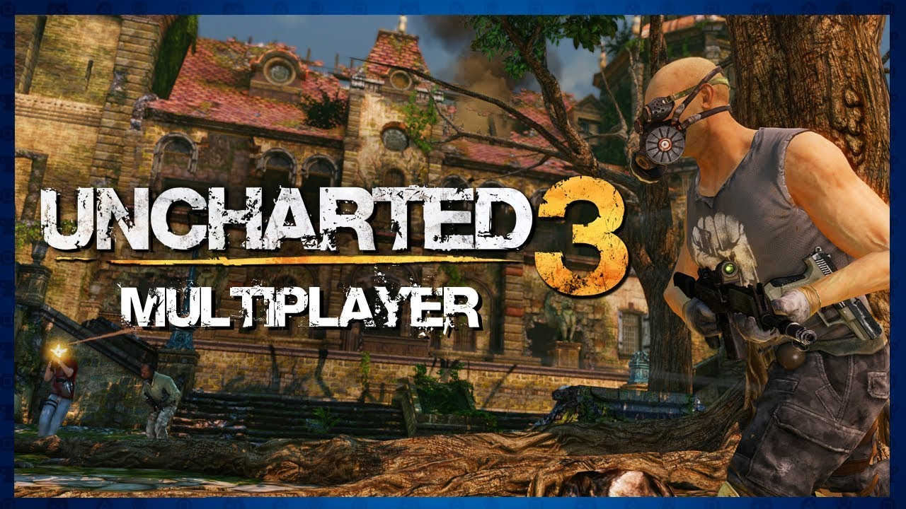 Uncharted 3 Multiplayer One Last Time Youtube