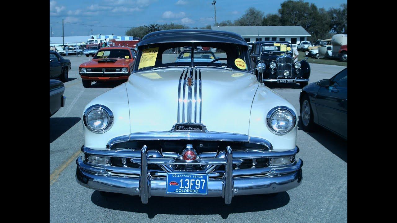 1951 pontiac chieftan four door sedan grnzh022412