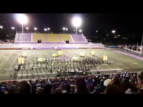 "Nation Ford High School Marching Band ""Bachxed In"""